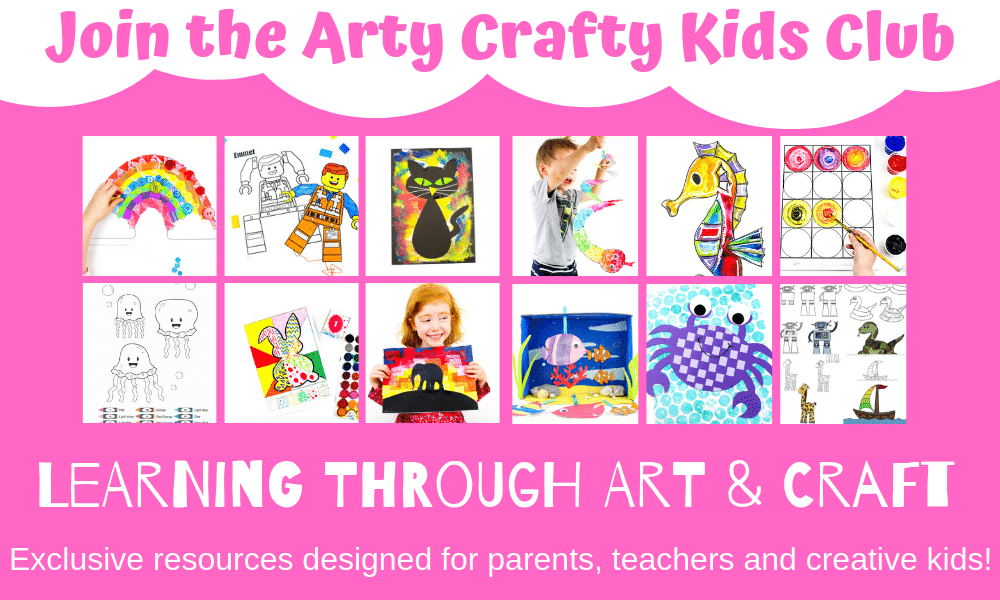 Arty Crafty Kids Members Area