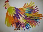 Поделки из детских ладошек – идеи создания подарков, скрапбукинга и объёмных игрушек