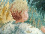 Гобеленовый шов в вышивке крестом – Мастер-класс для начинающих рукодельниц: гобеленовый шов в вышивке