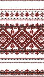 Свадебный рушник схемы вышивки крестом – бесплатные свадебные, скачать узоры под ноги, набор божник без регистрации